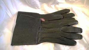 Bilde av  Hærens MC hansker, modell 3
